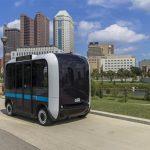 """""""Olli"""", la navetta con auto-pilota stampata in 3D, ecologica ed economica. Rivoluzionerà i trasporti?"""