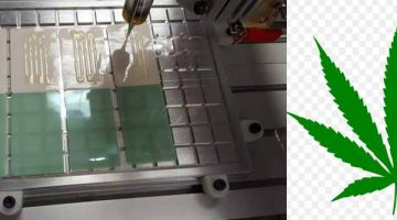 MannaBot One – la prima stampante 3D per estratti di cannabis