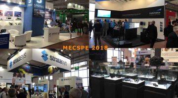 Stampa 3D a colori e tanto altro al MECSPE di Parma