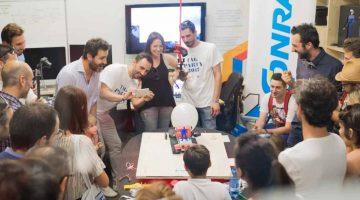 Apre TheFabLab  al Talent Garden Fondazione Agnelli in collaborazione con Sharebot