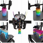 M3D lancia Crane Quad , la stampante 3D desktop a colori tra le piu economiche sul mercato