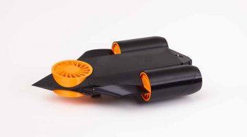 Il nuovo filamento in policarbonato  LEXAN EXL AMHI240F disponibile su Roboze