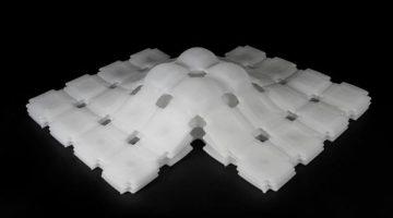 BMW stampa in 3D il primo materiale in silicone gonfiabile – l'auto del futuro cambiera forma a comando