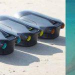 CUDA, il Jetpack subacqueo più veloce al mondo.stampato in 3D