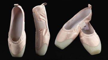 P-rouette – La prima scarpa da punta adattiva, stampata  in 3D, che riduce il dolore dei ballerini