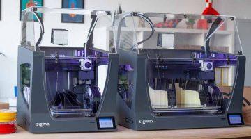 BCN3D lancia R19, la nuova  generazione di stampanti 3D  Sigma e Sigmax