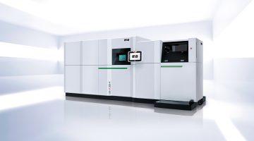 EOS annuncia LaserProFusion, la rivoluzionaria tecnologia di stampa 3D  che potrà  sostituire lo stampaggio a iniezione