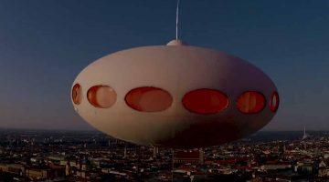 Protolabs al  Museo del Design di Monaco di Baviera  con Futuro House :  la prima casa interamente in plastica prodotta al mondo