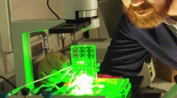 Stampati in  3D tessuti umani per  tendini e  legamenti