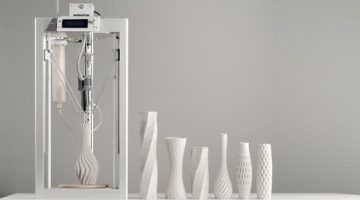 CERAMBOT  la stampante 3D ceramica più economica  sul mercato disponibile su Kickstart