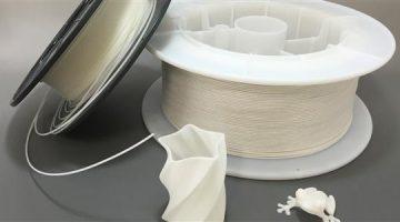 DURABIO innovativo filamento di stampa 3D trasparente, con eccellenti proprietà ottico-meccaniche e biologico