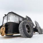 Solar Voyager, il veicolo in plastica riciclata stampato in 3D, arriverà al Polo Sud  alimentato da sola energia solare