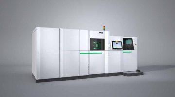 Siemens, avvia un progetto pilota con il sistema EOS M 300-4 per l'Additive Manufacturing in serie basato su materiali metallici