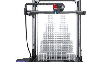 gCreate lascia gMax 2 stampante 3D  grande formato multicolore e multi-materiale