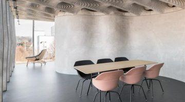 """DFAB HOUSE la prima casa """"intelligente""""al mondo costruita con robot e stampa 3D in Svizzera"""