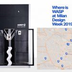 WASP porta la stampa 3D a Milano Design Week 2019