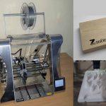 ZMORPH VX, stampante 3D fresa CNC e Laser