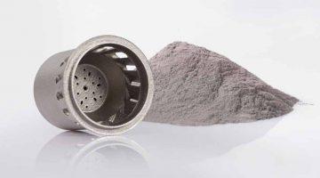EOS presenta 4 nuovi materiali metallici che aprono la strada a nuove applicazioni