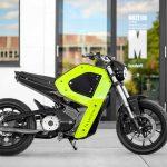 Falectra- La prima moto elettrica creata con la stampa 3D