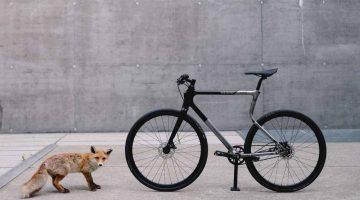 City-Fox la bicicletta in acciaio stampata in 3D da URWAHN TARGET
