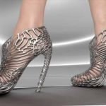 Le incredibili scarpe in metallo Stampate in 3D da  Ica & Kostika