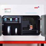 OVE -Stampante 3D FDM a colori veloce al prossimo Formnext di  Francoforte