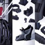 WASP realizza pezzi stampati in fibra di Carbonio 3d  per il Campionato Italiano di Velocità, in grado di resistere a 300 km /ora