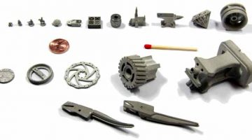 La rivoluzionaria Stampante Incus Hammer SLA, stampa in 3D Metallo in alta risoluzione.