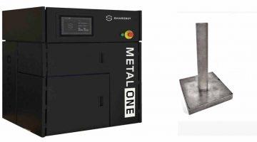Sharebot  lancia metalONE, la  stampante 3D a Metallo economica per le piccole imprese