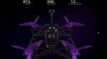 Sigma Ingegneria utilizza le stampanti 3D HP Multi Jet Fusion per la produzione del Drone Helyx
