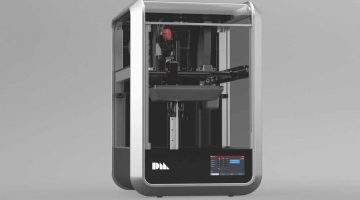 FIBER, la stampante 3D per compositi in fibra continua ad alta risoluzione di DESKTOP METAL