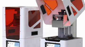 LumiCube la nuova stampante a resina desktop professionale per tutte le tasche.