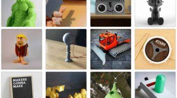 I migliori siti del 2019 per scaricare file STL gratuiti e modelli per stampanti 3D