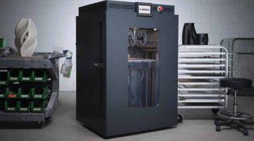 AON3D lancia AON-M2 2020: la stampante 3D per materiali termoplastici ad alte prestazioni – PEEK, ULTEM ™, PEKK