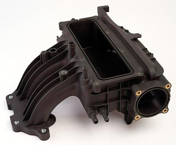 Prototipo funzionale del collettore di aspirazione automobilistico stampato in 3D