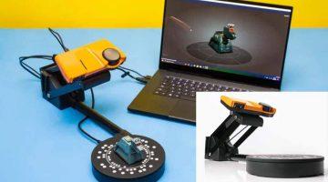 Scan Dimension – la scansione 3D economico ad alta risoluzione