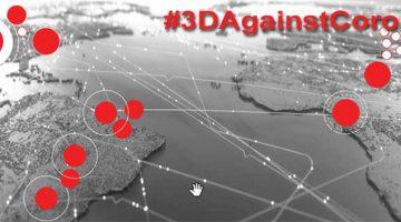 Stampa 3D contro COVID-19 – Nasce #3DAgainstCorona piattaforma EOS che fornisce progetti di grande impatto e file da scaricare gratuitamente