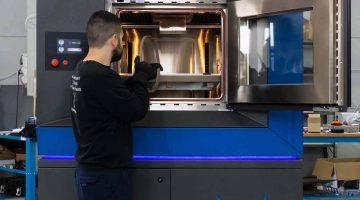 Roboze collabora con Leonardo Aerostrutture  nel settore aerospaziale con la sua tecnologia di Stampa 3D di super-polimeri