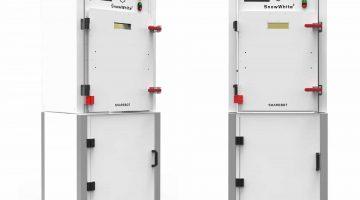 SHAREBOT SNOWWHITE2 la  Stampante 3D professionale DLS (Direct Laser Sintering)