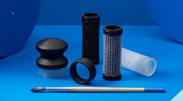 La nuova famiglia di  Resine Flessibili di FORMLABS  per il manifatturiero