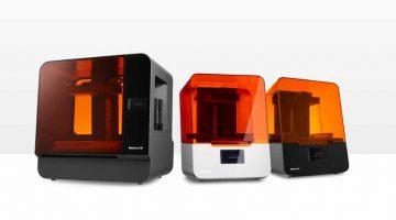 FORMLABS Form 3BL e  Form 3L  – Stampa 3D  accurata e ripetibile di grandi dimensioni,con riduzione di tempi e costi.