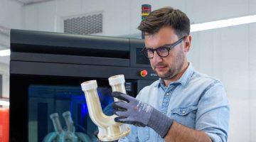 Zortrax spiega l'uso della stampa 3D per l'Agenzia spaziale europea