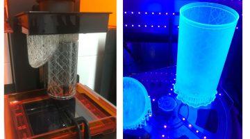 Dalla creatività di due giovani artigiani digitali italiani nasce iUVì la borraccia  in grado di purificare l'acqua in 60 secondi tramite LED ultravioletti