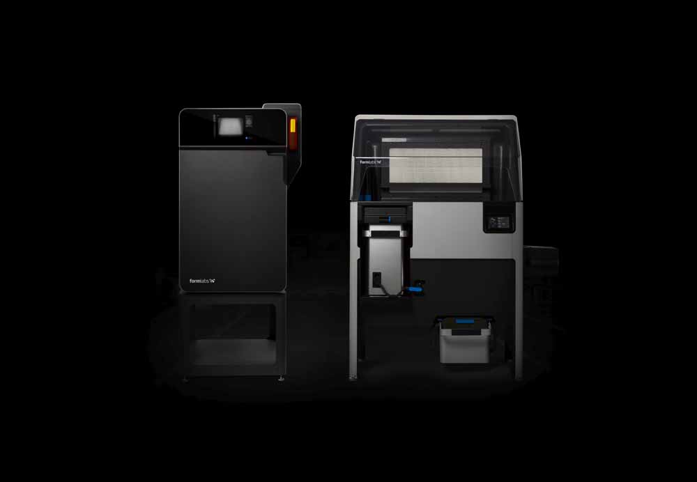 La stampante 3D SLS Formalab Fuse