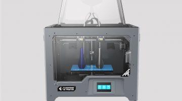 Stampante 3D Creator Max 2 di FlashForge a doppia estrusione – stampante professionale a 799 €