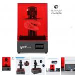 Elegoo Saturn e Epax E10,2 Stampanti LCD mono 4k grande formato