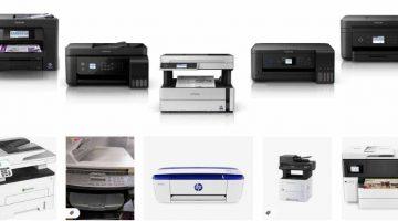 Il funzionamento della stampante