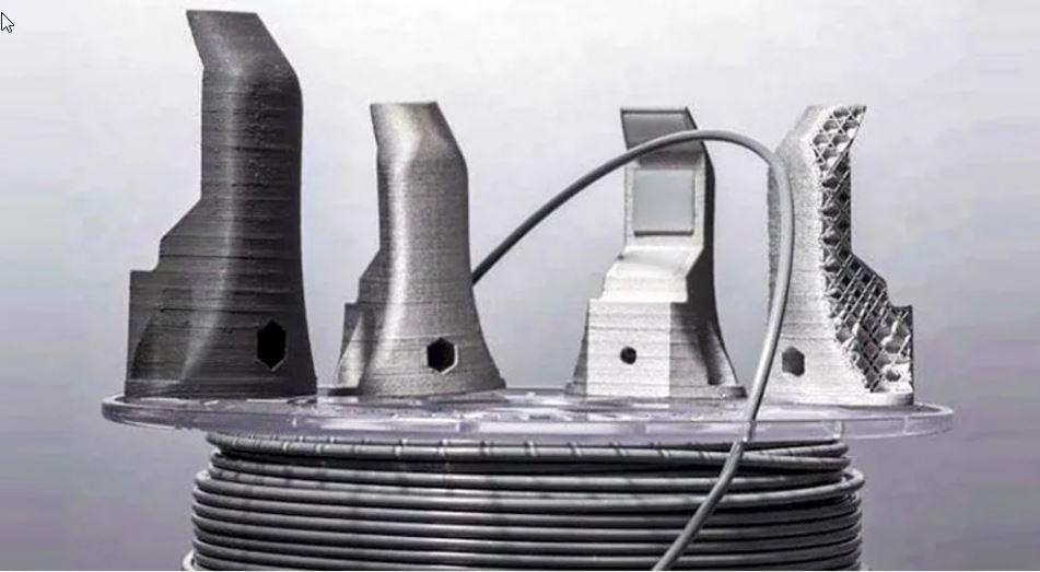 Prototipi stampati con Ultrafuse 316L