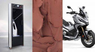 La stampa 3D collaborativa di WASP insieme ad HONDA R&D Europe per rivoluzionare i processi di design nell'ambito motociclistico.
