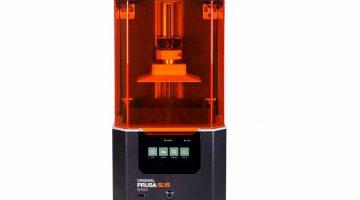 Prusa lancia SL1S Speed, la sua ultima stampante 3D LCD a base di resina, tre volte piu veloce